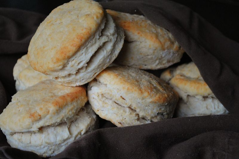 Dairy Free Biscuits